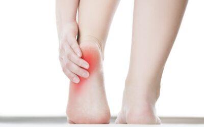 Ból pięty przyczyny i leczenie