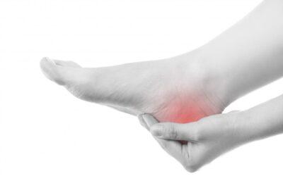 Ból w stopie po zmianie butów